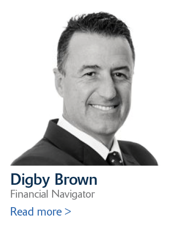 Digby Brown